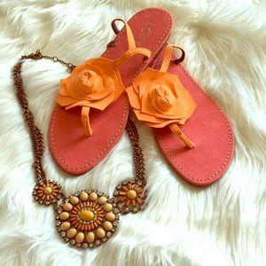 Ann Taylor LOFT Sandals NWOT